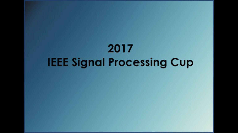 IEEE SP Cup 2017