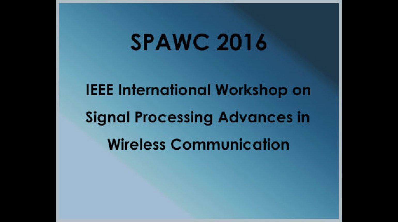 SPAWC 2016