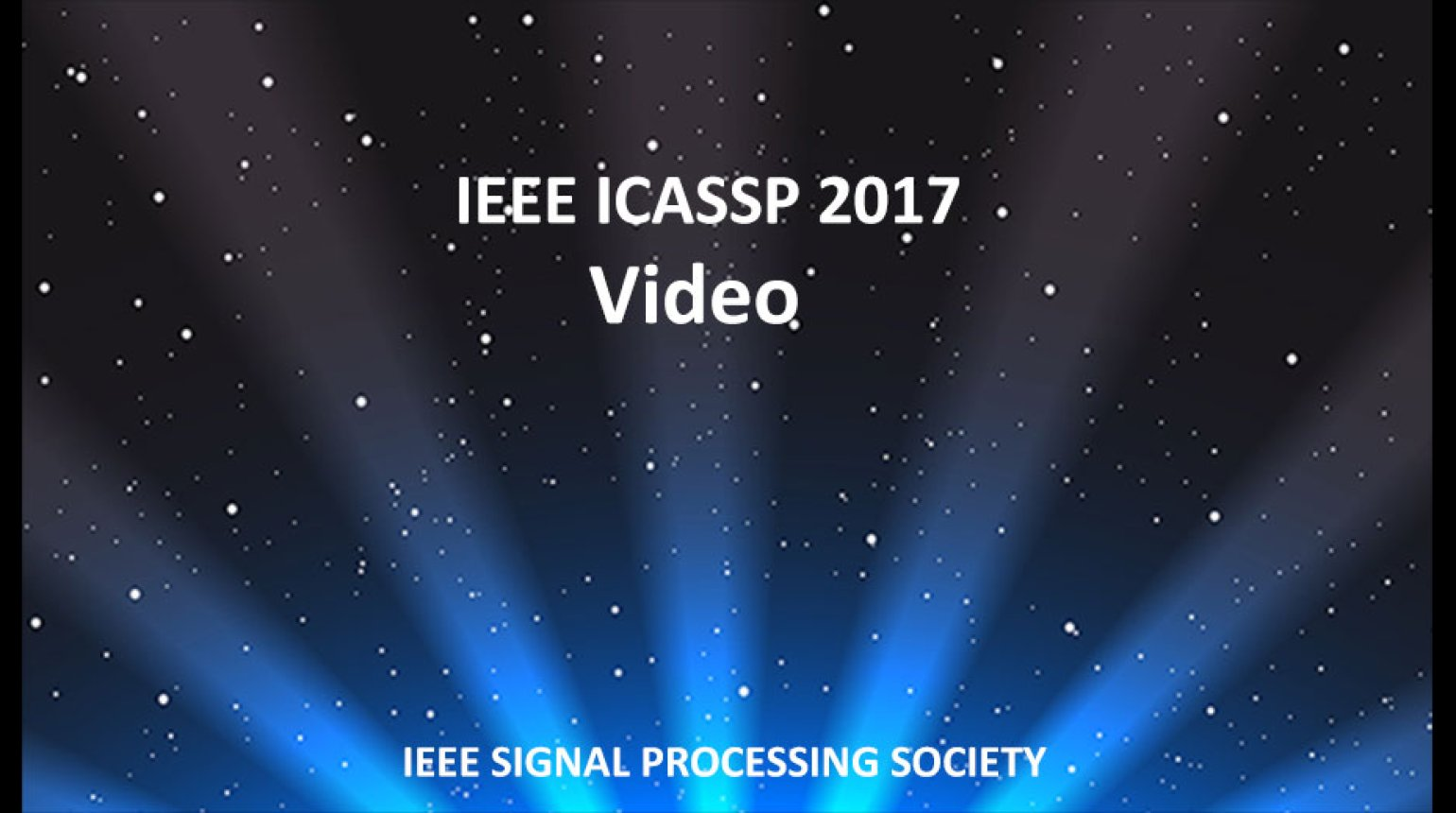 IEEE MMSP 2017 Workshop