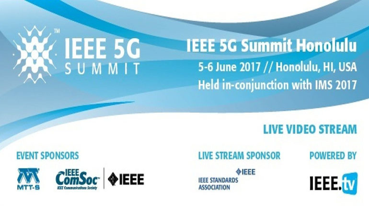 5G Summit at IMS