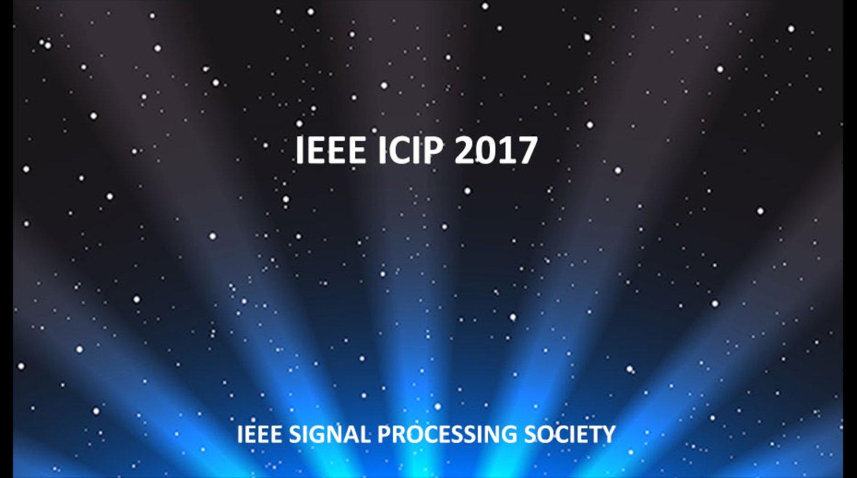 IEEE ICIP 2017
