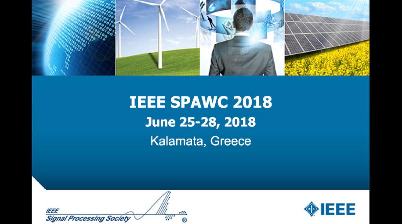 IEEE SPAWC 2018