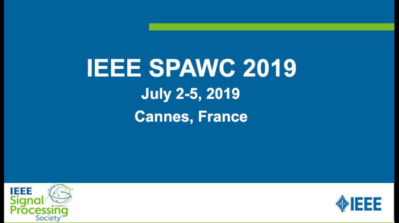IEEE SPAWC 2019
