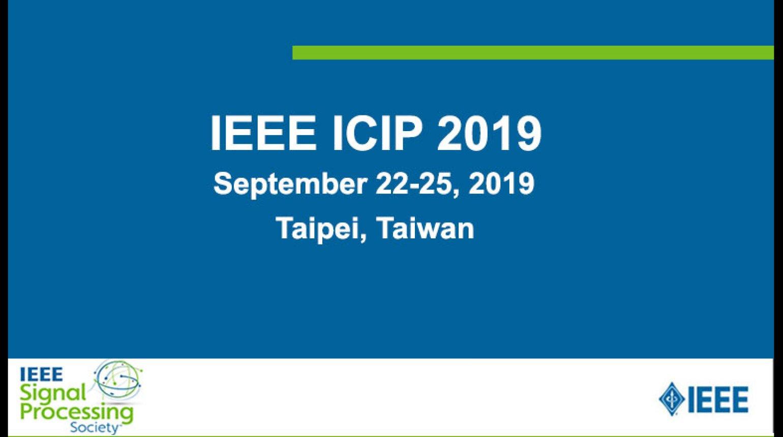 IEEE ICIP 2019