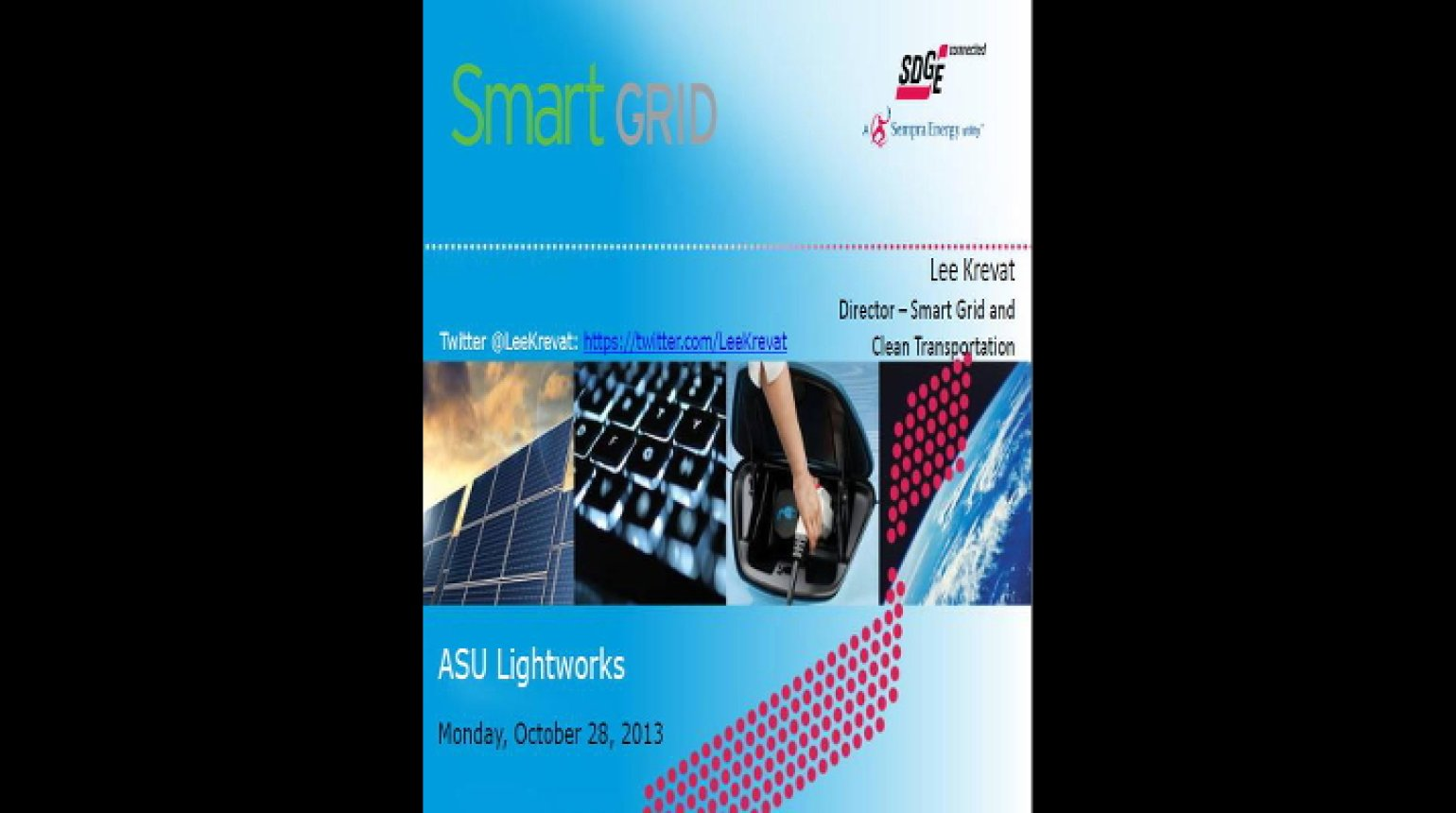 Video - SmartGrid Lightworks