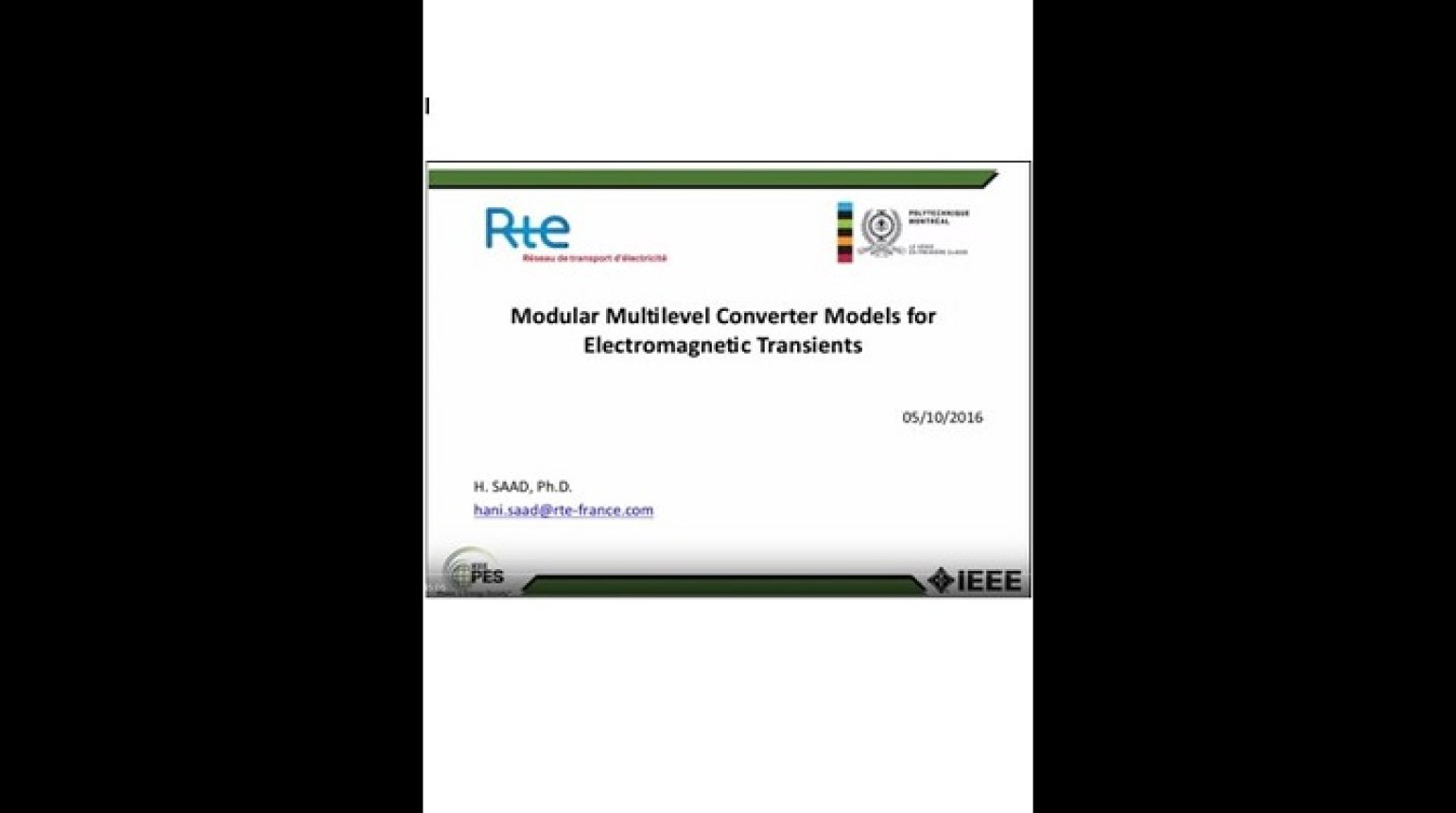 Dynamic Averaged and Simplified Models for MMC-Based HVDC Transmission Systems