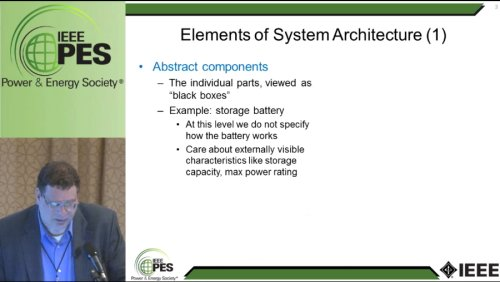 The Discipline of Grid Architecture for Utilities, Public Policy Makers, and Stakeholders (Video)