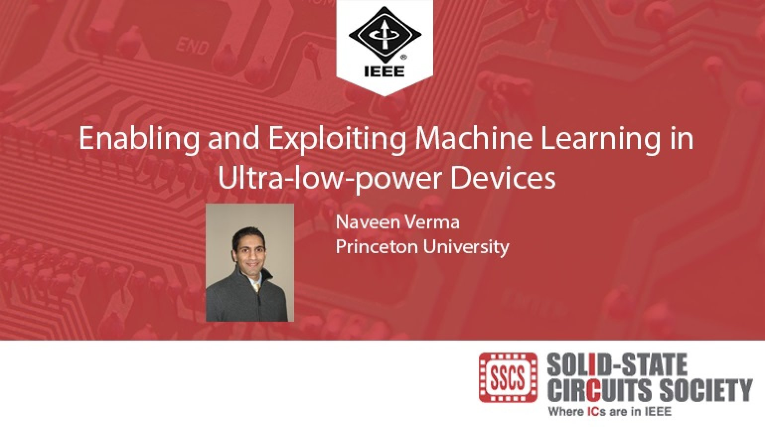 Enabling and Exploiting Machine Learning in Ultra-low-power Devices Video