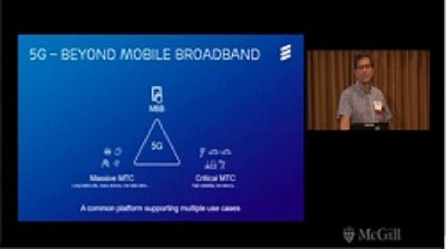 Video - Mission-Critical 5G for Vehicle IoT : Parkvall