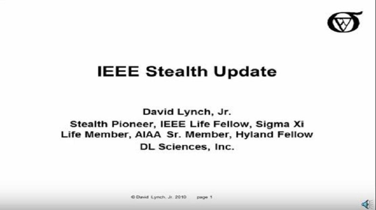 IEEE Stealth Update