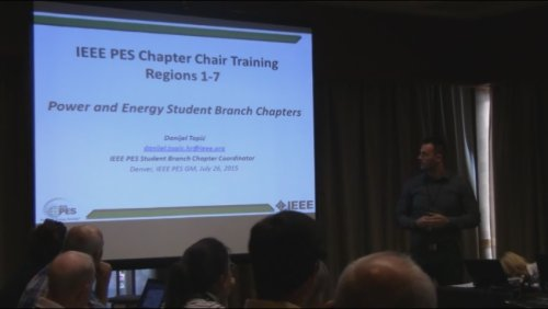 Power and Energy Student Branch Chapters (Video)