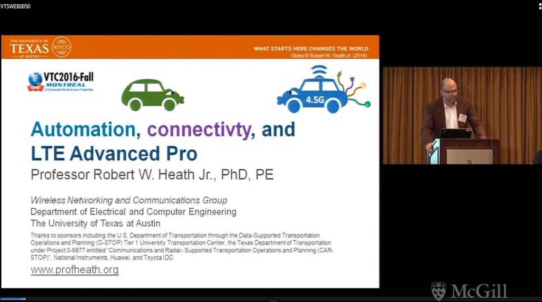 Video - LTE Advanced Pro : Heath