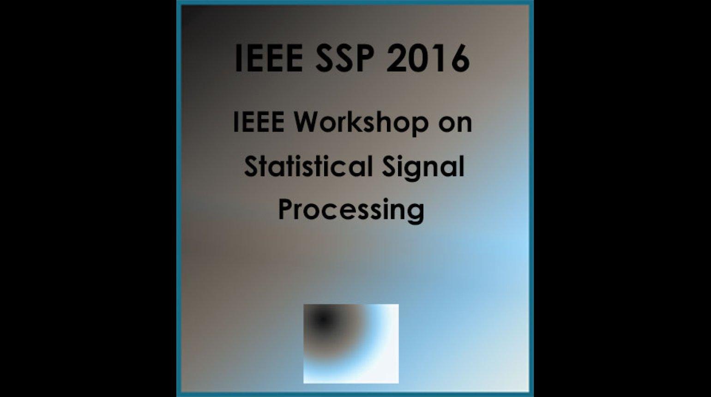 IEEE SSP 2016 - Jose Moura