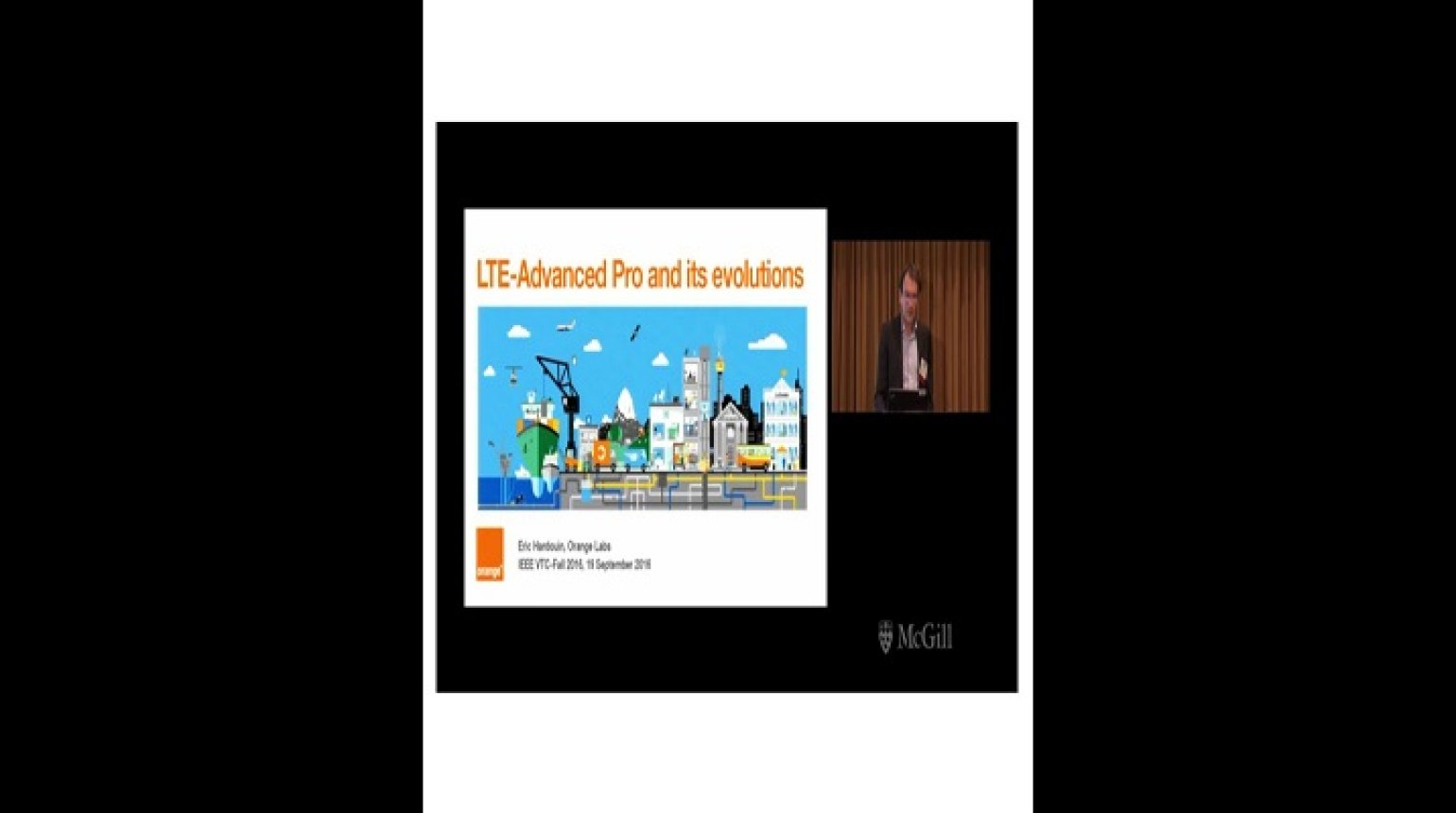 Video - LTE Advanced Pro : Hardouin