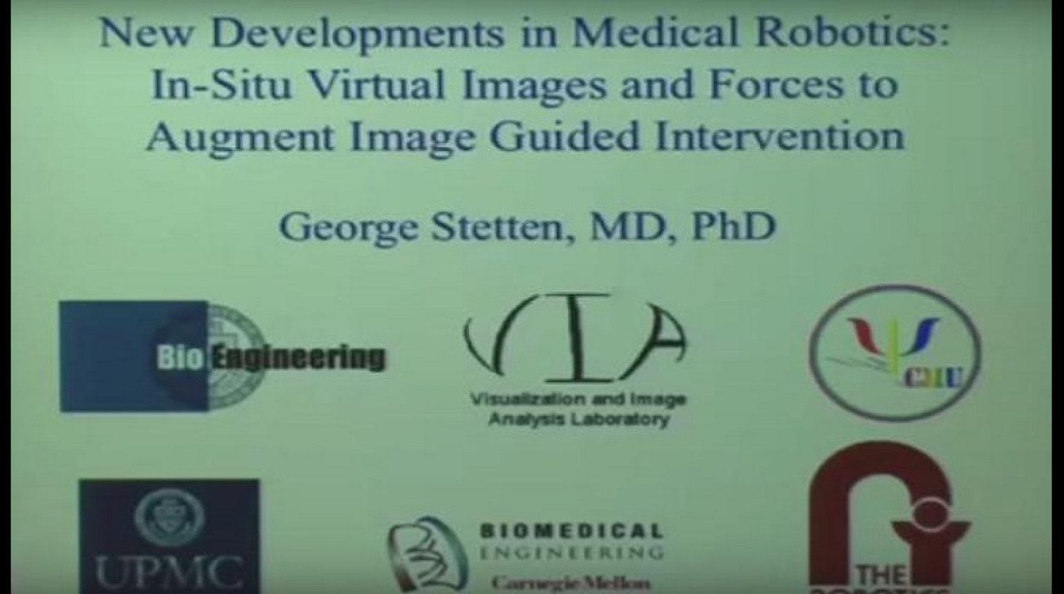 In-situ augmentation of vision and touch in surgery