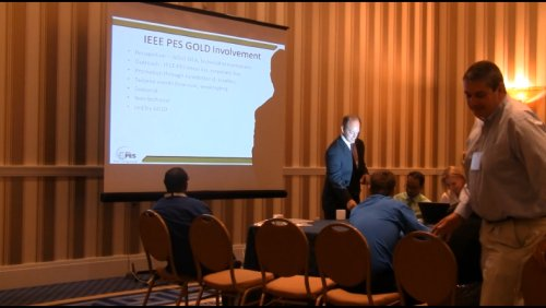 IEEE PES GOLD Involvement - Young Professionals (Video)
