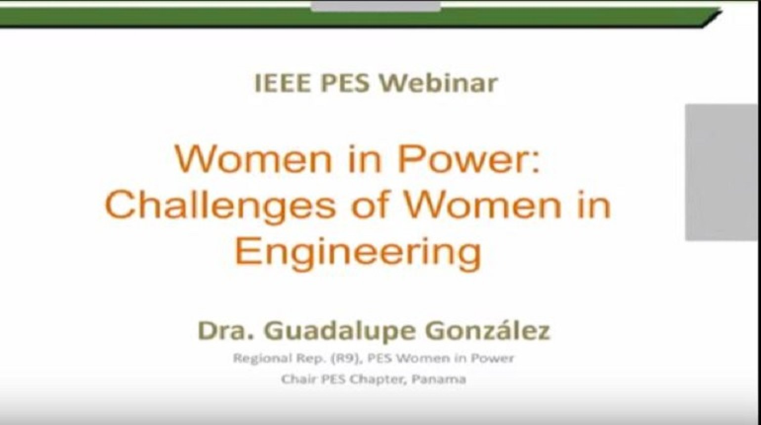Challenges of Women in Engineering Face