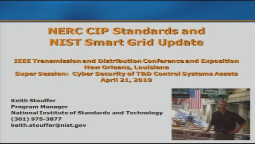 Super Session: Cyber Security of T&D Control Systems Assets (Video)