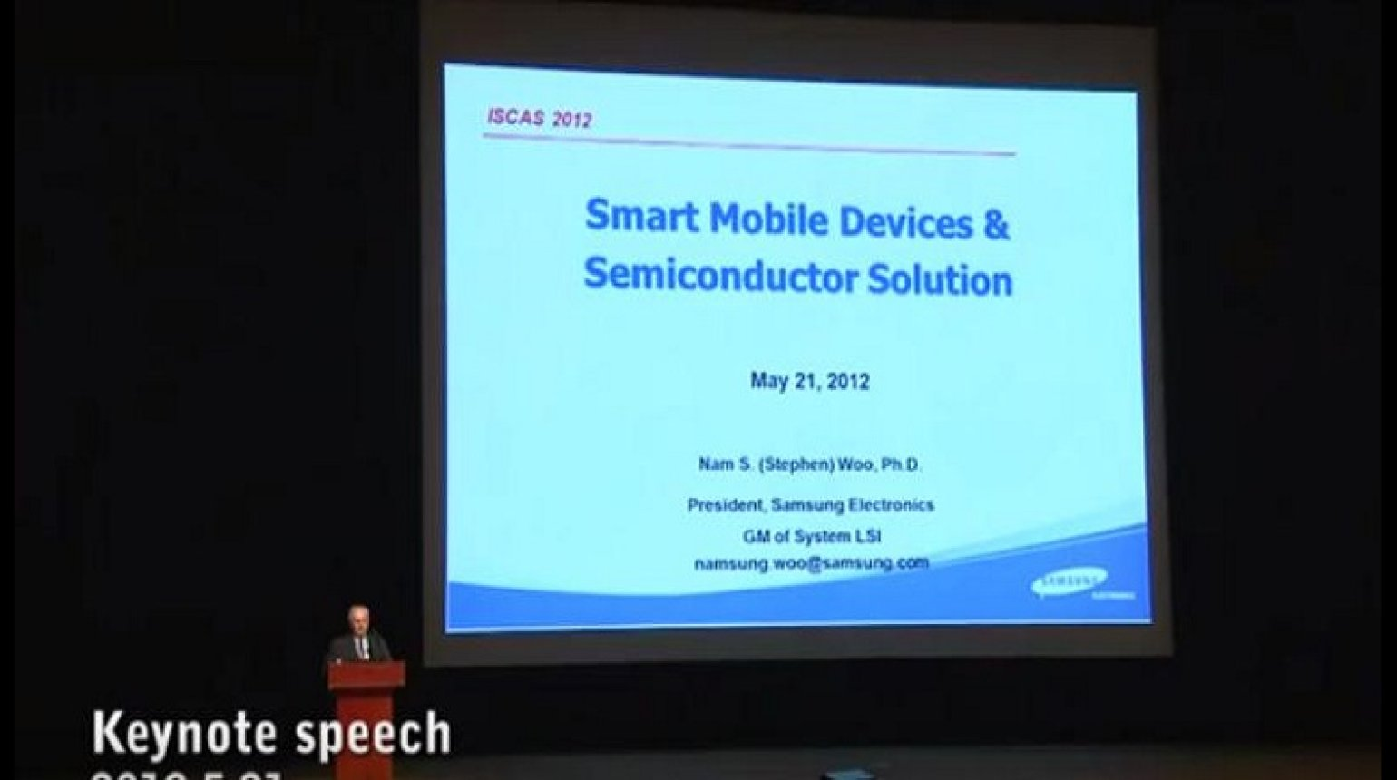 Smart Mobile Devices and Semiconductor Solution