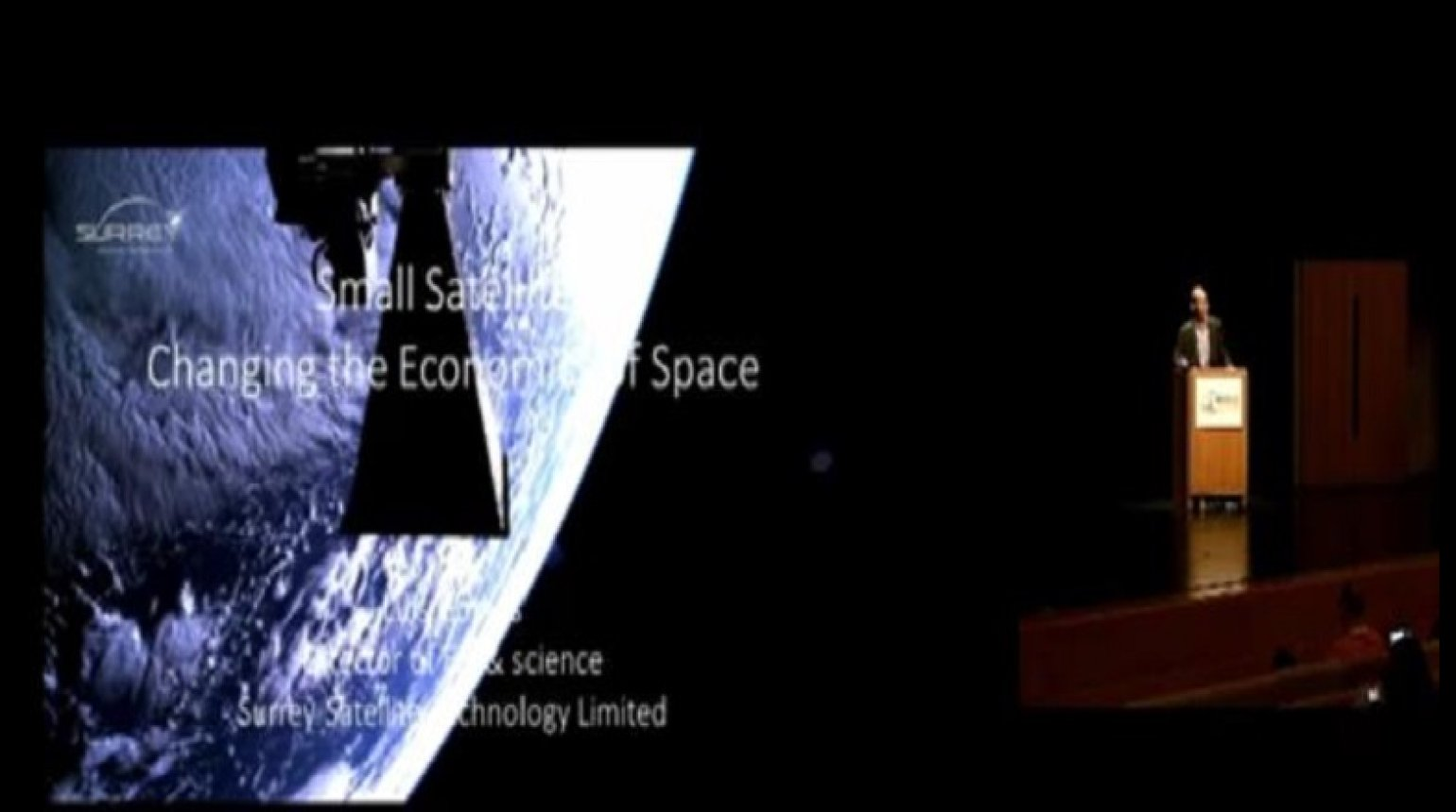 Small Satellites Changing the Economics of Space