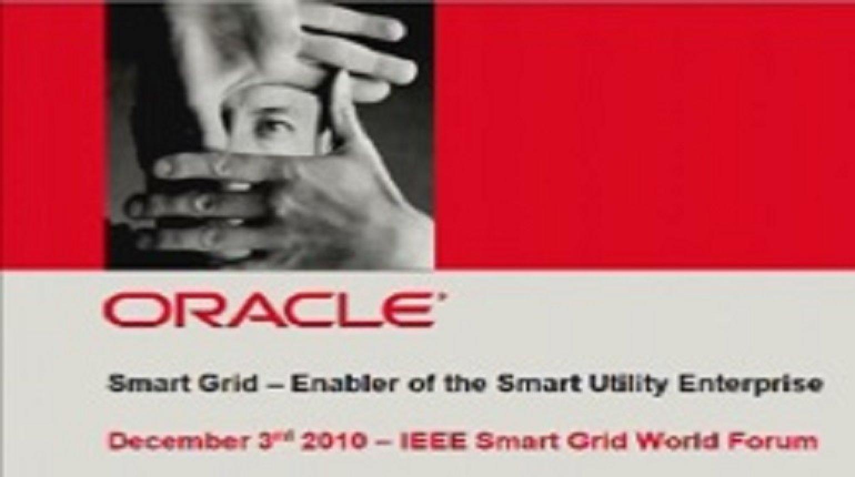 IEEE Smart Grid World Forum - Bastian Fischer