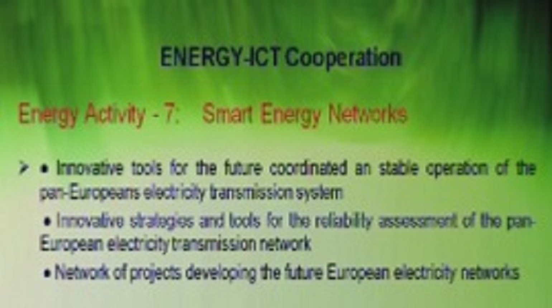 IEEE Smart Grid World Forum - Rudi Strubbe
