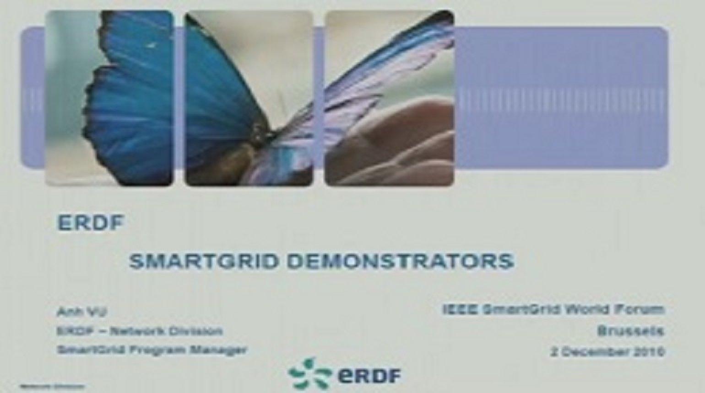 IEEE Smart Grid World Forum - Anh Vu
