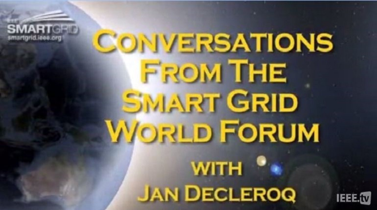 Systems and Security for the Smart Grid: Jan Declercq