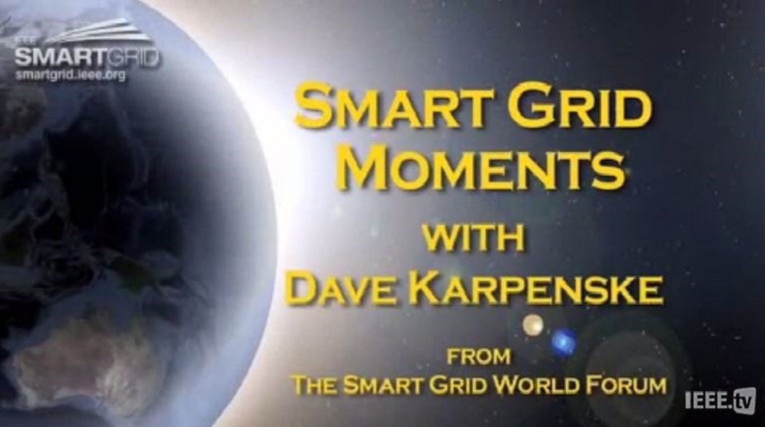 Educating Smart Grid Consumers: Dave Karpenske