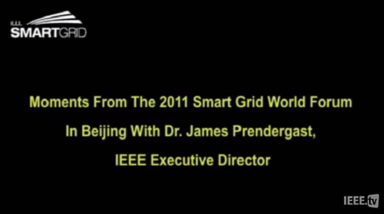 IEEE and the Developing Smart Grid: Jim Prendergast
