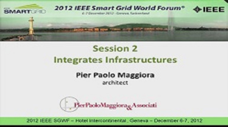 Integrating Smart Grid Infrastructure: Pier Pablo Maggiora