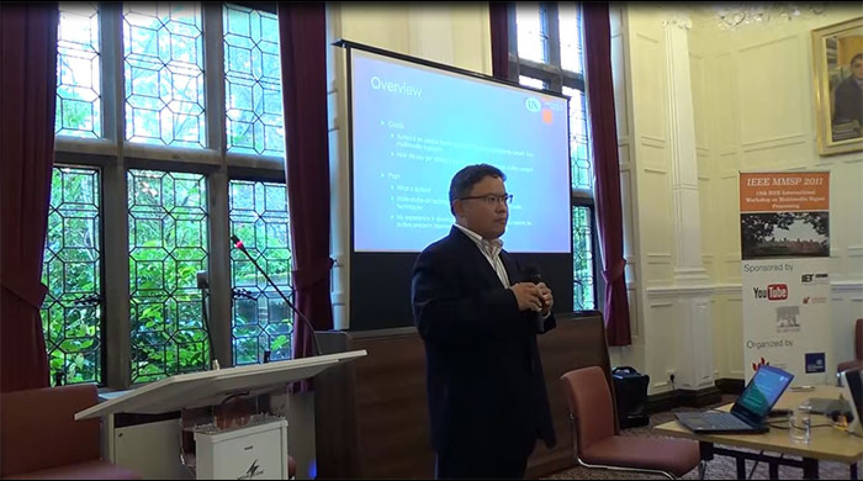 MMSP 2017: 2017 Keynote Speech: Multimedia and Autism