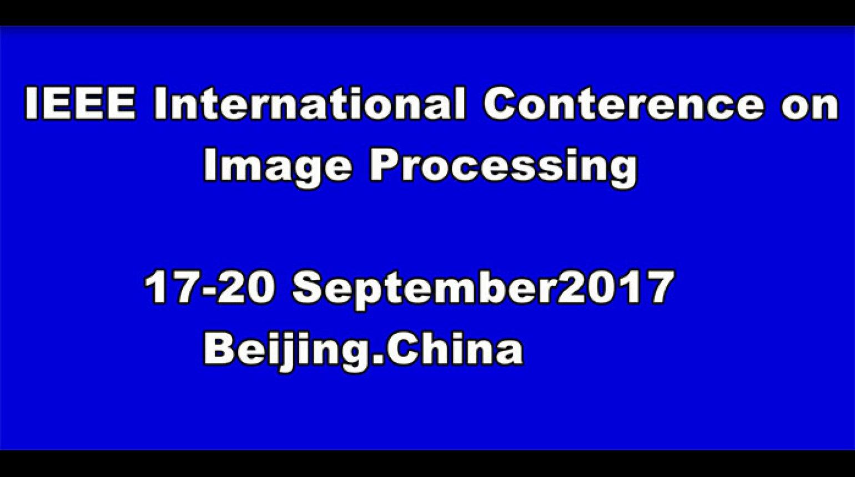IEEE ICIP 2017 Opening Ceremony - Rabab Ward
