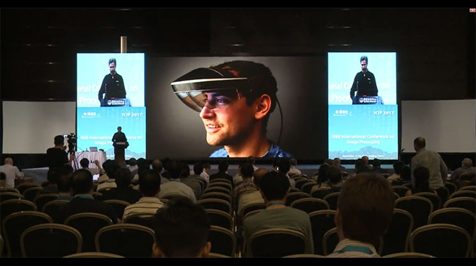 ICIP 2017 - Plenary: Immersive Optical-See-Through Augmented Reality