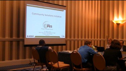 Community Solutions Initiative (Video)