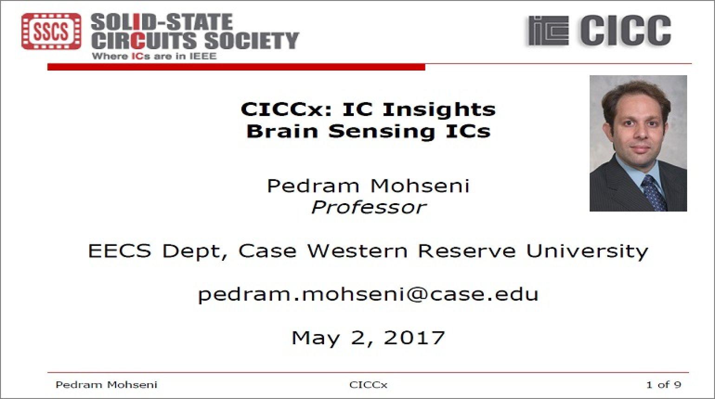 Brain Sensing ICs Video