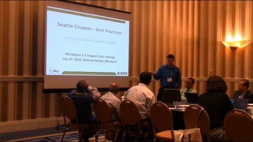Seattle Chapter - Best Practices (Video)