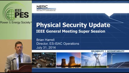 Physical Security Update - GM Super Session (Video)
