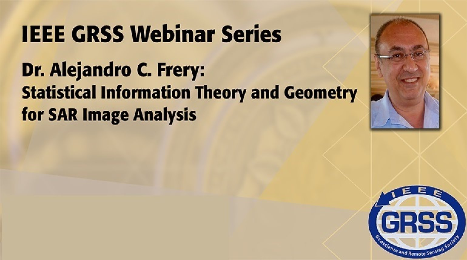 Statistical Information Theory and Geometry of SAR Image Analysis