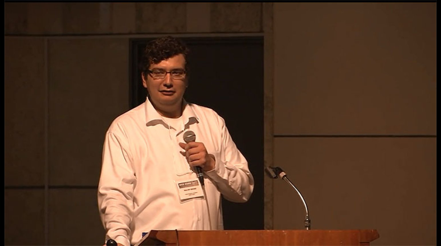 ASRU 2017: Najim Dehak - Representation, Extraction, and Visualization of Speech Information