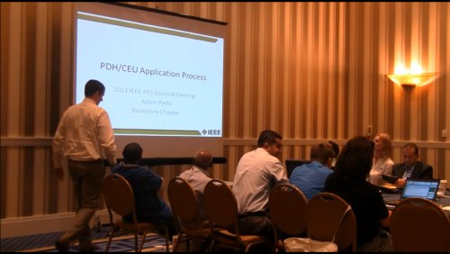 PDH/CEU Application Process (Video)