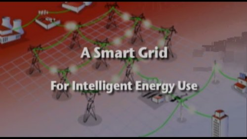 A Smart Grid For Intelligent Energy Use (Video)