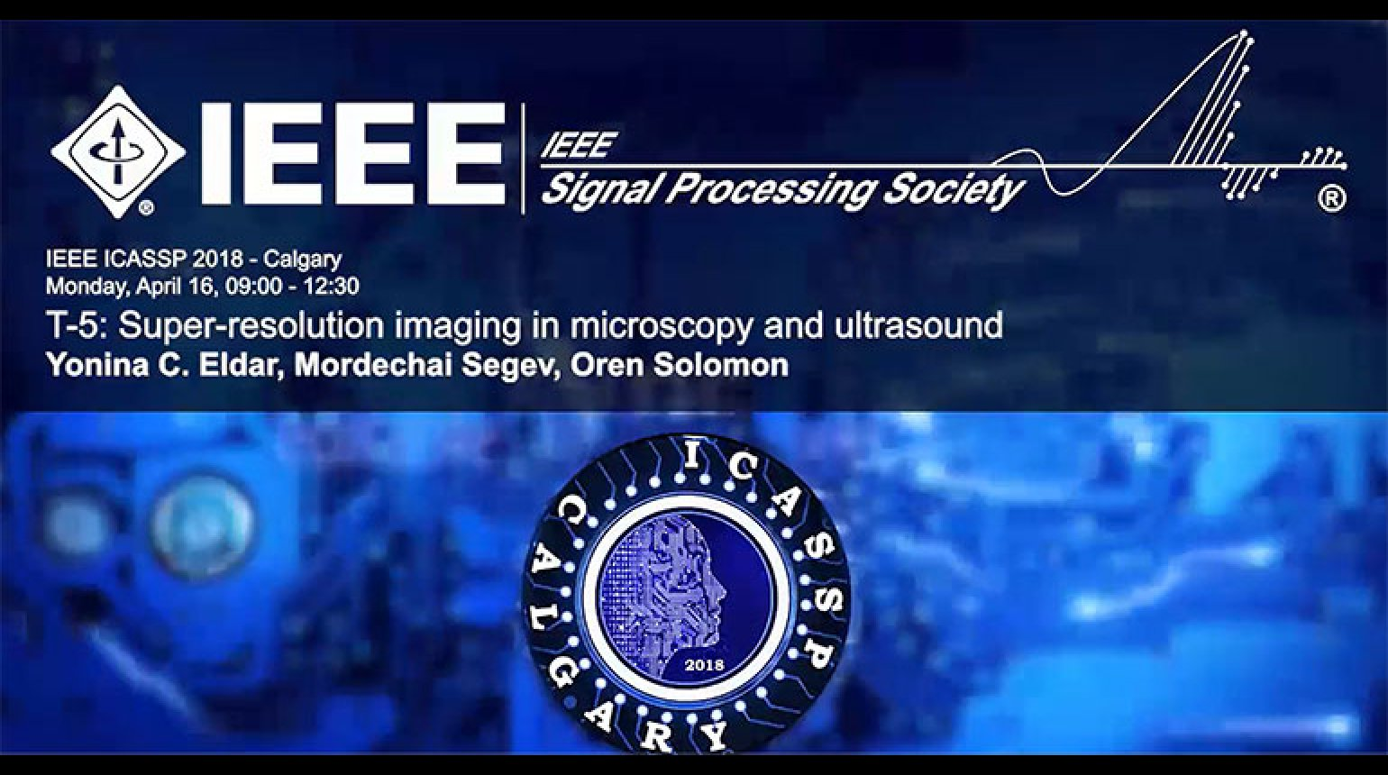 Tutorial 5 - Super-Resolution Imaging in Microscopy and Ultrasound