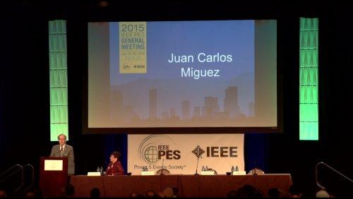 Candidate Speech Juan Carlos Miguez (Video)