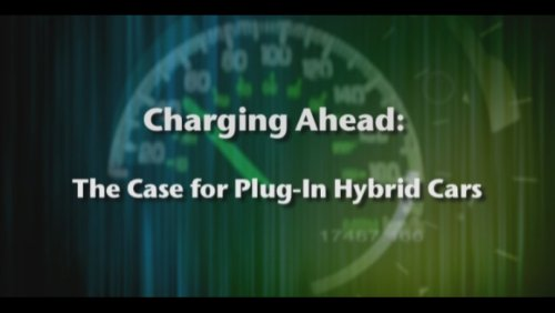 Charging Ahead: The Case for Plug-In Hybrid Cars