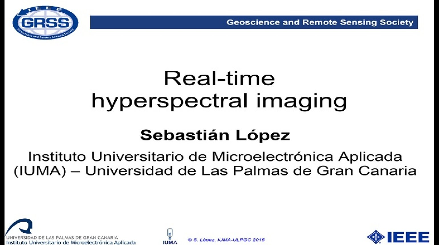 Real-Time Hyperspectral Imaging