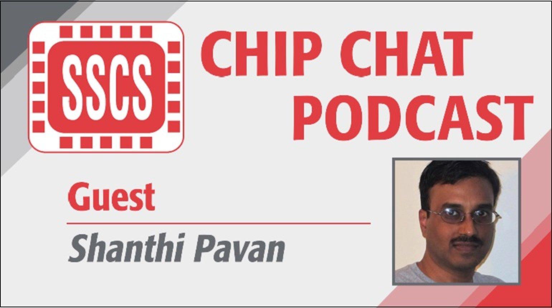 Episode 3 - Shanthi Pavan - Chip Chat Podcast