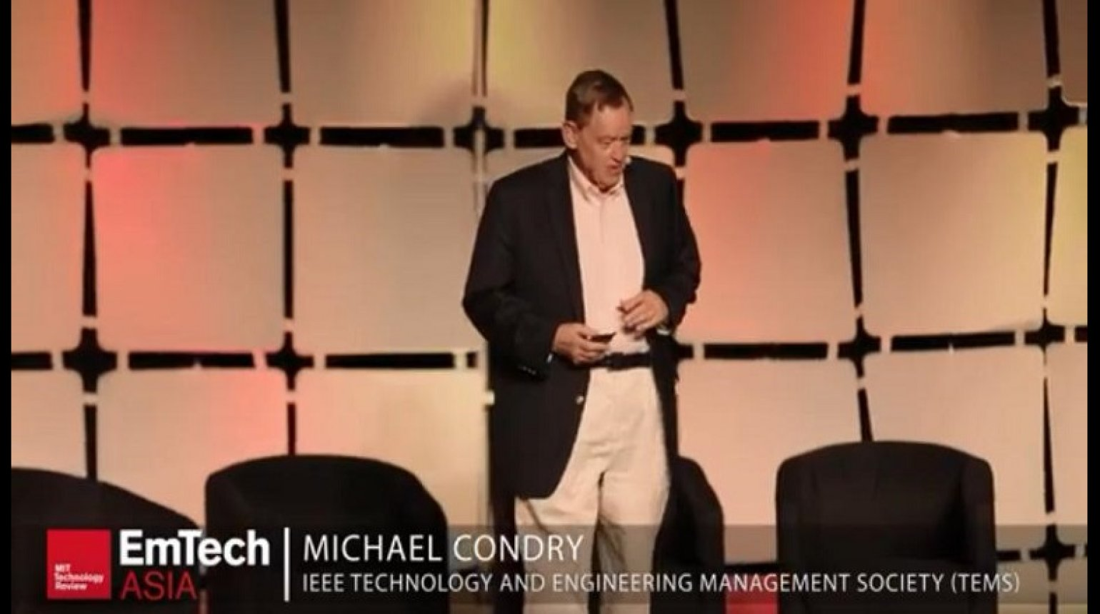 1.21 Growing in a Corporate Environment- Management or Technology Ladder-Michael Condry