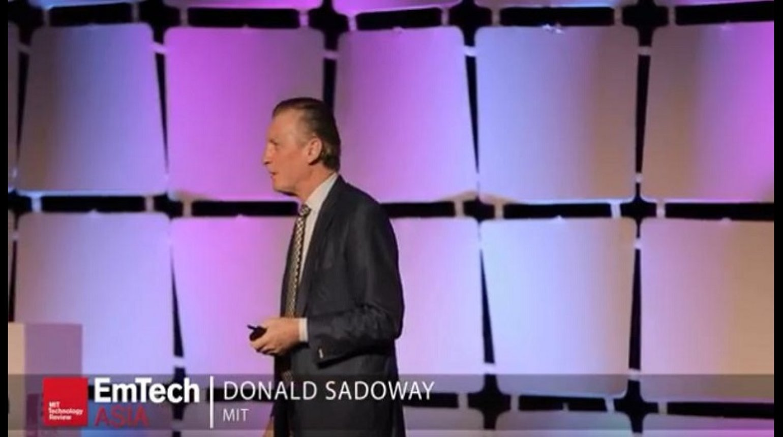 2.9 Innovating Towards an All-Electric Future-Donald Sadoway