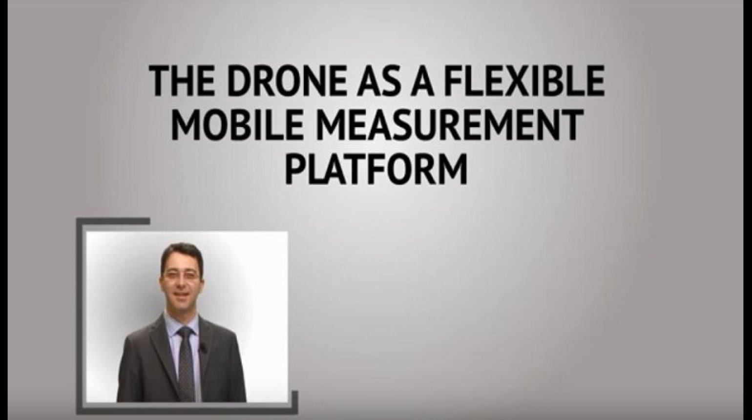 The Drone as a Flexible Mobile Measurement Platform